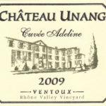 Cuvée Adeline 2009 AOC Ventoux white
