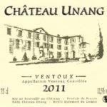 White 2011 AOC Ventoux