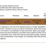 Wine Advocate Reviews