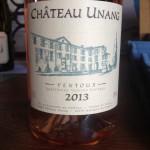 Chateau Unang Rosé 2013 AOC Ventoux