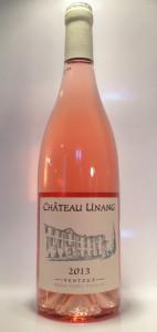 Chateau Unang Rosé 2013