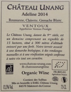 adeline back label 2013