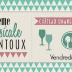 Musicale en Ventoux -16th June 2017 – Chateau Unang