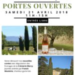Open House – Portes Ouvertes 21 April 11h-15h