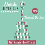 4th Musicale in Ventoux!